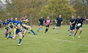 brnc showed their superiority on the football pitch and rugby field winning the football by four goals to one and rugby by 29 points to nil