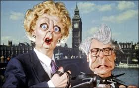 Image result for Tomorrow belong to me, SPitting image