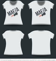 Vector Template Adobe T Shirt Illustrator Free Download In