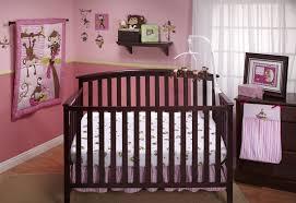 nojo 3 little monkeys baby bedding for girls