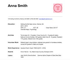 Social Resume