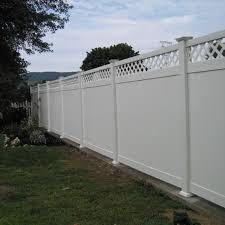 Vinyl privacy fences Mahogany Ashton Privacy Fence 6 Weatherables 6 Ashton Vinyl Privacy Fence Weatherables