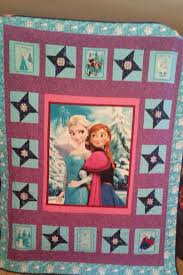 884 best KIDS QUILTS images on Pinterest | Beautiful, Free pattern ... & Frozen quilt with fabric book panels and friendship star. Quilts For KidsKid  ... Adamdwight.com