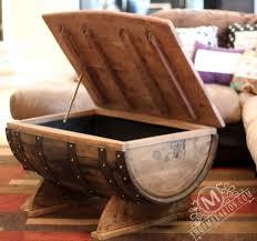 used wine barrel furniture. Coffee Tables Used Wine Barrel Furniture Table Glass