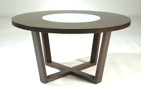 solid wood round dining table interior design plans 2