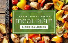 Diabetic Meal Plan Free The Best Day Diabetes Meal Plan Atingwell Healthy Ating Pdf