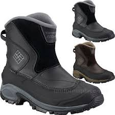 Columbia Winter Boots Size Chart Details About Columbia Boots Mens Bugaboot Slip On Waterproof Pull On Snow Boots Insulation