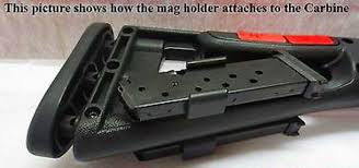 9Mm Magazine Holder Hipoint 1000 1000ts 1000mm Magazine Holder Carrier With 1000 100rd 12