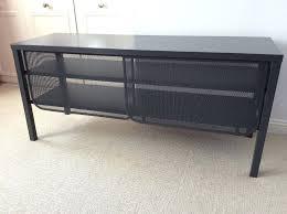 cabinet grey metal tv stand ikea besta burs