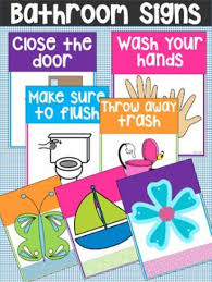 school bathrooms signs. Printable Bathroom Rules \u0026 Reminder Signs \u2013 Do Your Kids Need This? School Bathrooms M