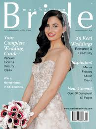 Manhattan Bride Digital Wedding Magazines