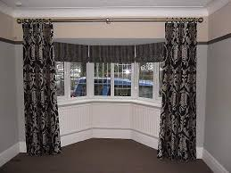 how to install window curtain rods awesome best bay window curtain rod ideas for install bay