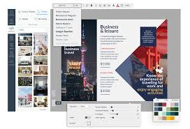Free Brochure Maker Brochure Creator Visme