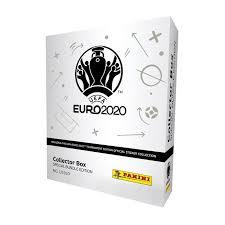 ¡@michperezof y @daliokapi se enfrentan cara a cara ¡la uefa euro 2020 llegó a panini! Panini Box Silber 500 Sticker Munze Official Uefa Online Store