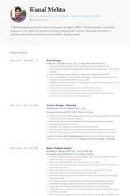 Marketing Manager Resume Best Of Marketing Executive Resume Sample