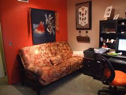 office futon. Small Office With Futon For Guests