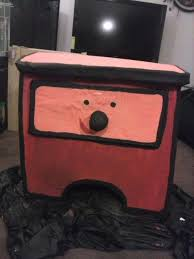 side table drawer blues clues. Photo 6 Of 10 Blues Clues Side Table Drawer For Sale #6 Characters