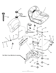 Snapper Mowers Lawn Tractor Diagram