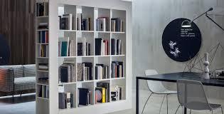 Libreria per arredamento frame novamobili