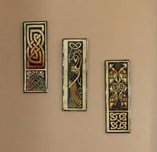 cool design celtic wall art modern home impressive decor circle knot hanging mycraftingbox com metal stickers