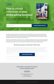 landing page good examples landingi work e point
