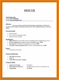 Resume Format For Teaching Jobs. Styles Best Resume Format Of ...
