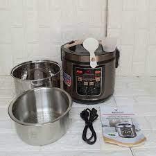 Ruột nồi inox dày của Nồi cơm điện tách đường Bennix BN-146 - Gia Dụng Việt  chuyên đồ gia dụng hàng đầu Việt Nam
