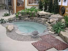 diy inground hot tub new 444 best pools spas images on of diy inground