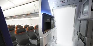 Xtra Airways Seating Chart Jetblues A321neo Cabins Bring An Urban Feel To The Skies