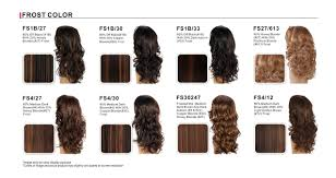 Raquel Welch Wigs Color Chart Color Chart Vivica A Fox Namebrandwigs Com