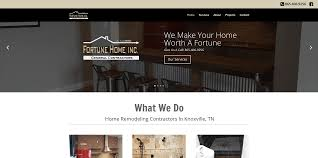 Interior Design Schools In Knoxville Tn Web Design By Blue Collar Designs Fortune Home Inc