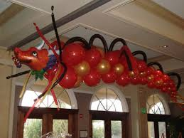 chinese new year birthday party theme