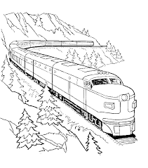 We hope you find something you really like! A Very Long Train Coloring Pages Transportation Coloring Pages Kidsdrawing Free Coloring Page Train Coloring Pages Coloring Pages Dinosaur Coloring Pages