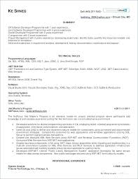 Objective In Resume For Software Engineer Experienced