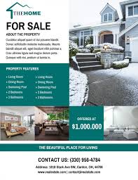 the best real estate flyer for all realty companies real estate flyer 2