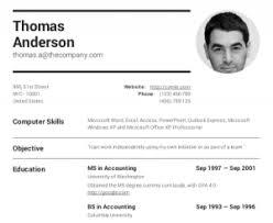 Impressive Design How To Make A Professional Resume Create