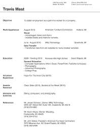 Create Resume In Word Creating A Resume In Word Making A Resume On