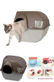 image covered cat litter. Image Is Loading Extra-Large-Cat-Litter-Box-Pan-Self-Cleaning- Image Covered Cat Litter I