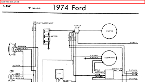1974 ford truck alternator wiring wiring diagrams value 1974 ford f100 wiring diagram wiring diagram meta 1974 ford truck alternator wiring