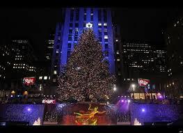 Rockefeller_Center_Christmas View in gallery. The Rockefeller center Christmas  tree ...