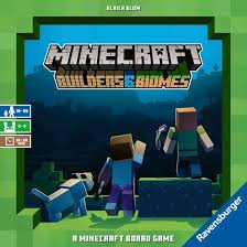 Minecraft Builders Biomes Board Game Mind Games Canada S Number One Online Games And Toys Store Mindgames Ca
