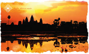 luxury painting holiday at angkor temples