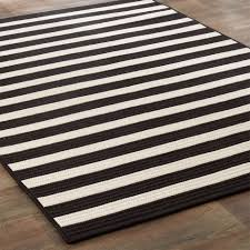 full size of black and white striped rug fresh chic stripe braided indoor outdoor rugs shades