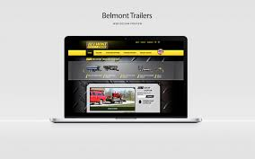 Schweb Design Belmont Trailers Website Design Lancaster Pa Schweb