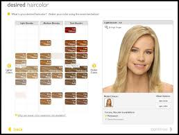 Esalon Hair Color Chart Esalon Is An On Line Site That Offers Professional Quality