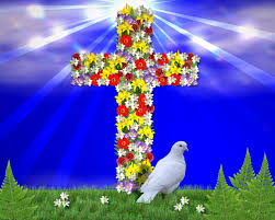 44+] Jesus Wallpaper with Flower on ...