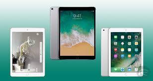 2018 Ipad 6 9 7 Inch Vs 2017 Ipad 5 Vs Ipad Pro 10 5 Inch