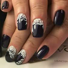 Маникюр   Дизайн ногтей 2017   diseño de uñas   Pinterest ...