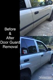 Door Molding removal on my #Chevy #Trailblazer ...