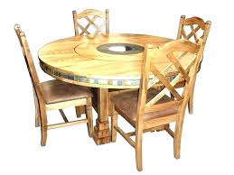 dining room table lazy susan lazy for dining table lazy dinner table lazy dining table with unique rustic oak round dinette set with lazy susan